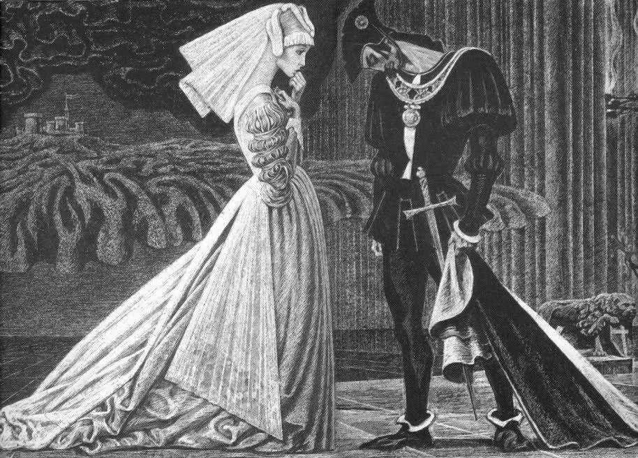 Картинки по запросу старинные  иллюстрации  Шекспира