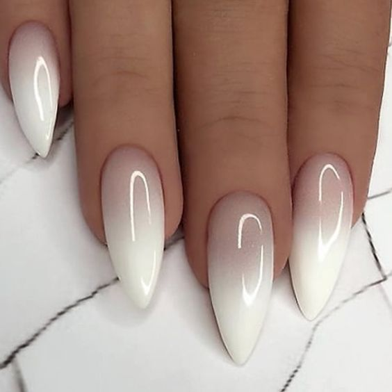 Photo of Fantastiske lange hvite negle-design å vise frem i 2019: Side 21 av 29: Creative Vision Design