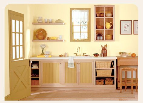 Perfect country kitchen i like this split door could let for Perfect country kitchen