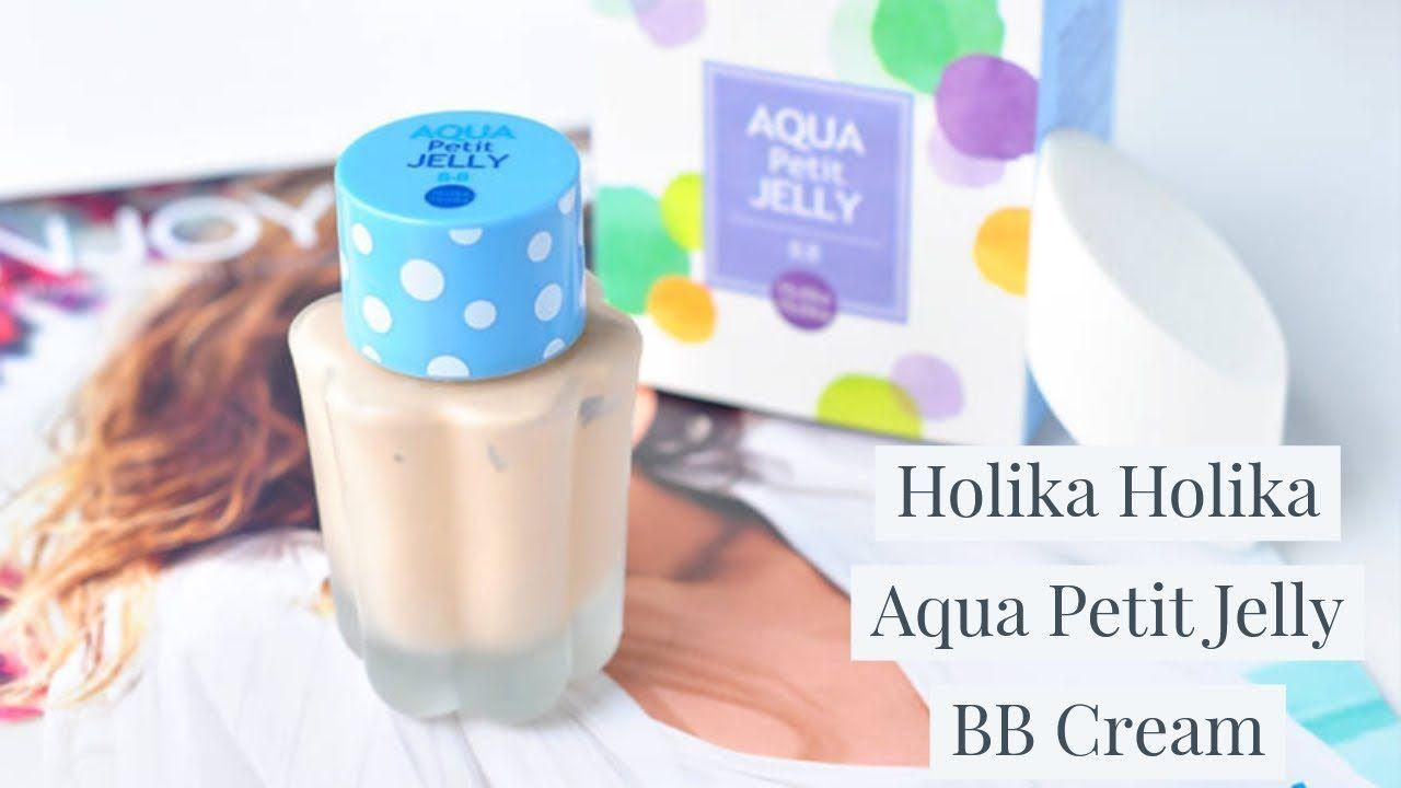 Review Holika Holika Aqua Petit Jelly Bb Cream Maria