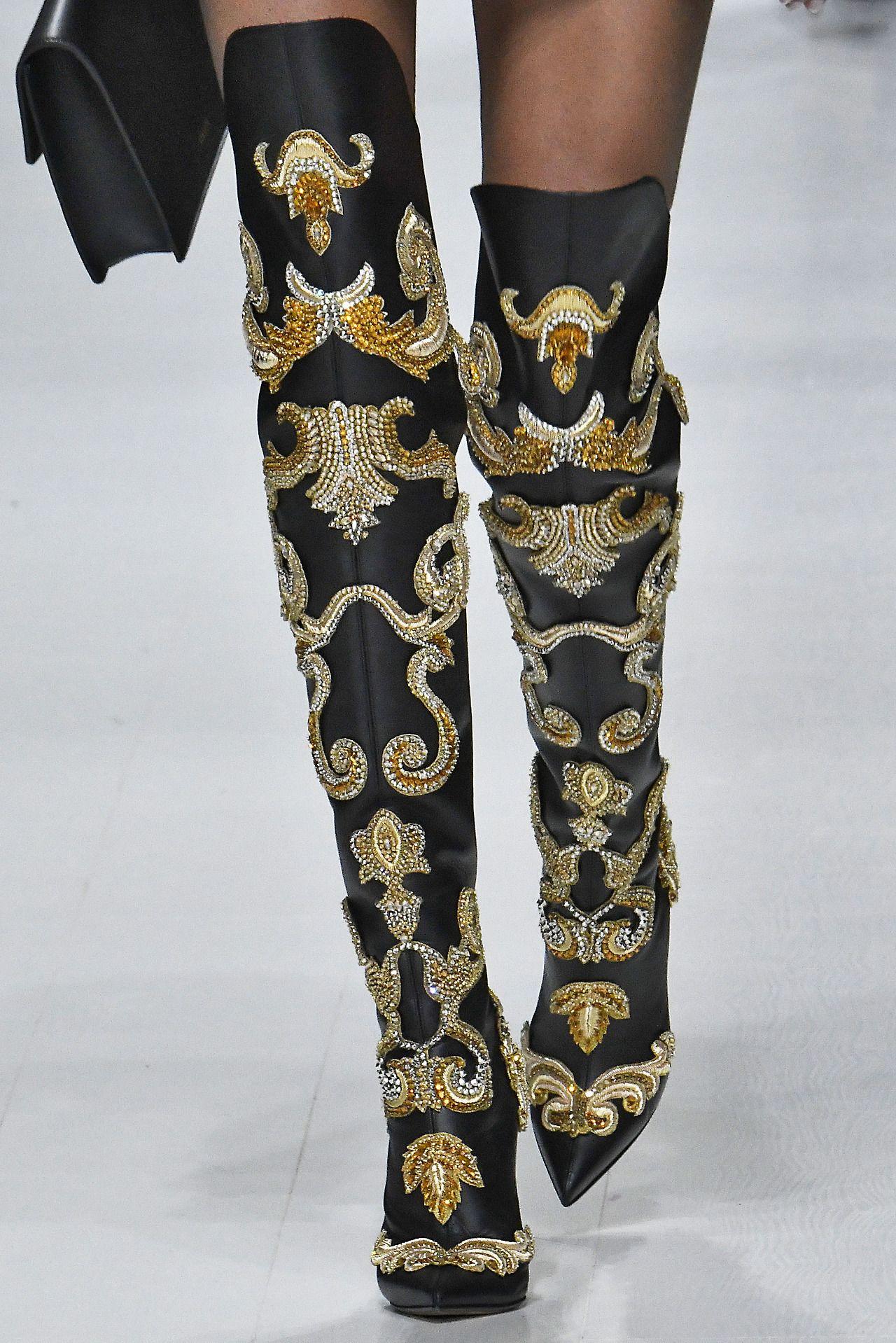 Fashion, Shoe boots, Chanel resort