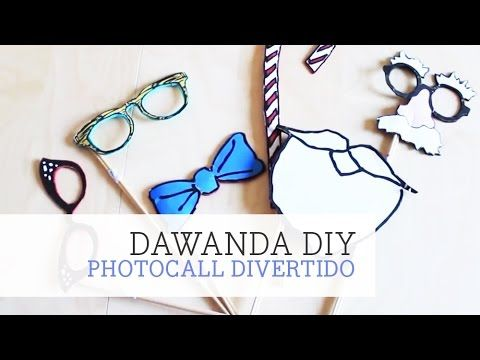 Youtube Como Hacer Cotillon Diy Selfies