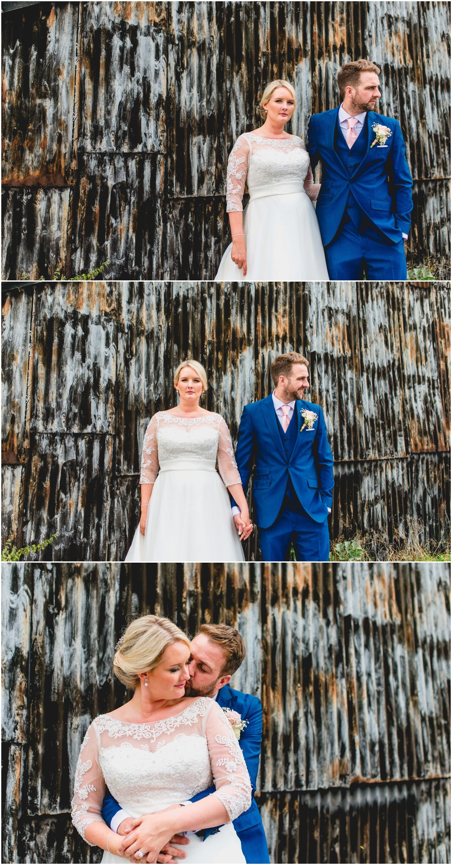 Rebecca and Neil's Curradine Barns Wedding | Barn wedding ...
