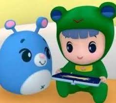 Rubi OyunuKidz Tv kanalında sizler için yepyeni bir çizgifilm geliyor adı Rubi ve Yoyo.Rubi ve arkadaşı Yoyo maceralarının anlatıldığı dizi pepee, p