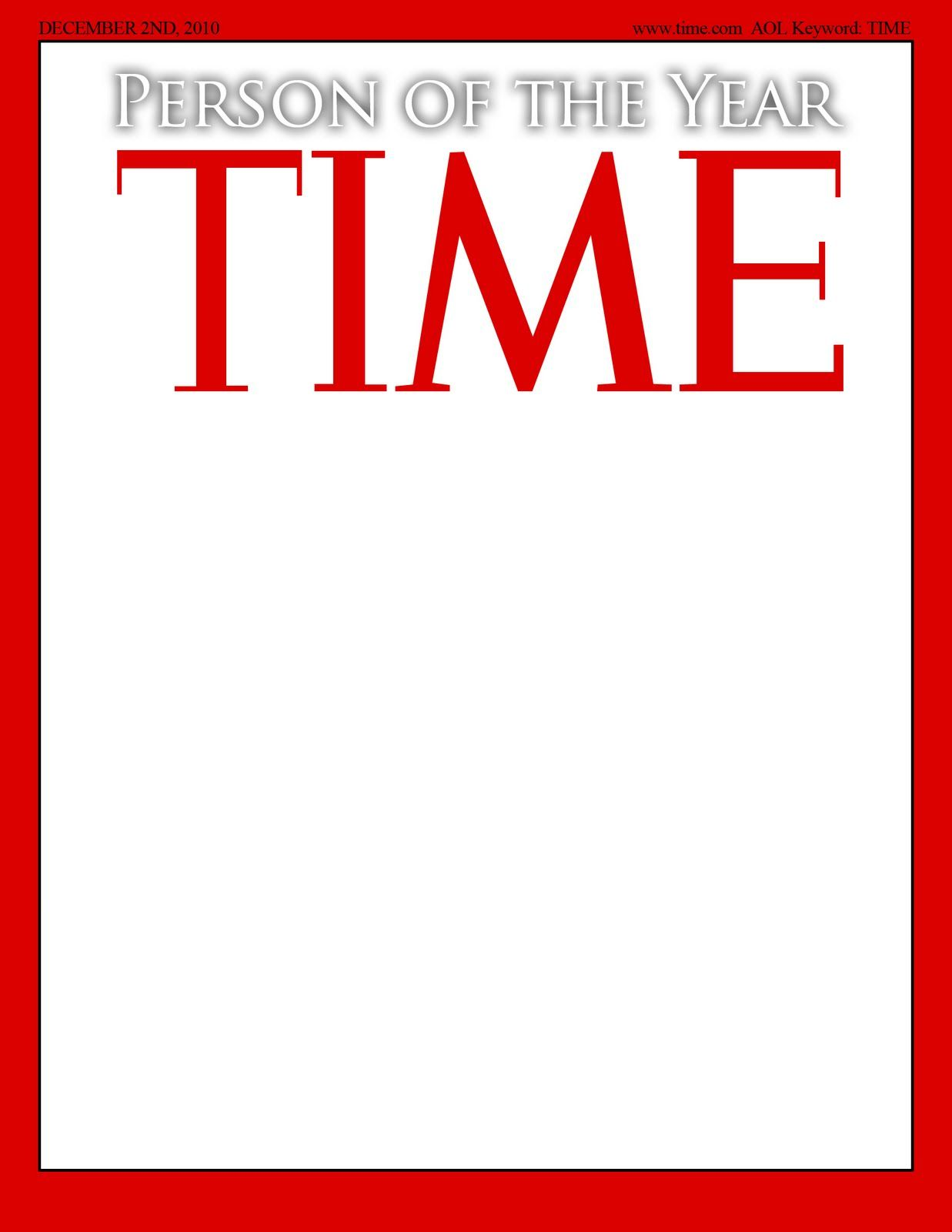 Time Cover Click And Download This Time Magazine Cover Use Any Images From The Magazine Cover Template Cover Template Magazine Template