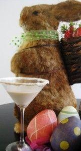 Carrot Cake Martini: Vodka, Cinnamon Schnapps, Baileys, Butterscotch Schnapps, Cream