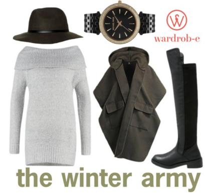 the winter army
