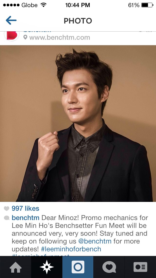 Handsome Formal LMH