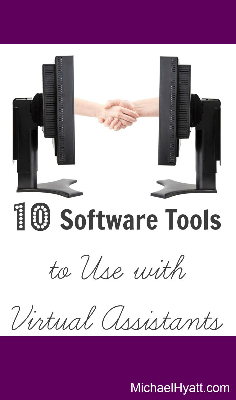 the best tools to use with your virtual team of assistants http