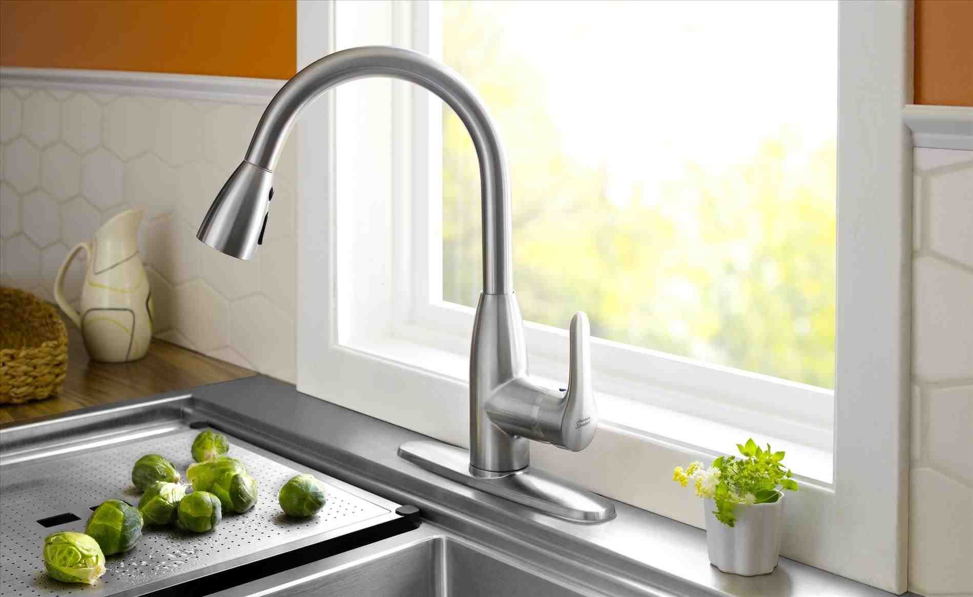 New Post oil rubbed bronze kitchen faucet with stainless sink