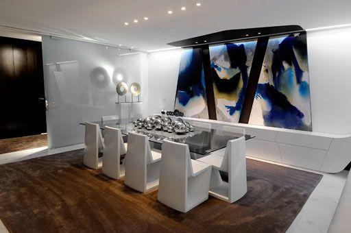 COMEDORES ESPECTACULARES | Comedor / Dinning Room | Kitchen decor ...