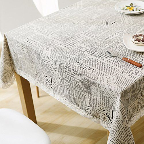 Tablecloths For Living Room European Cotton Linen Lace Table Cloth