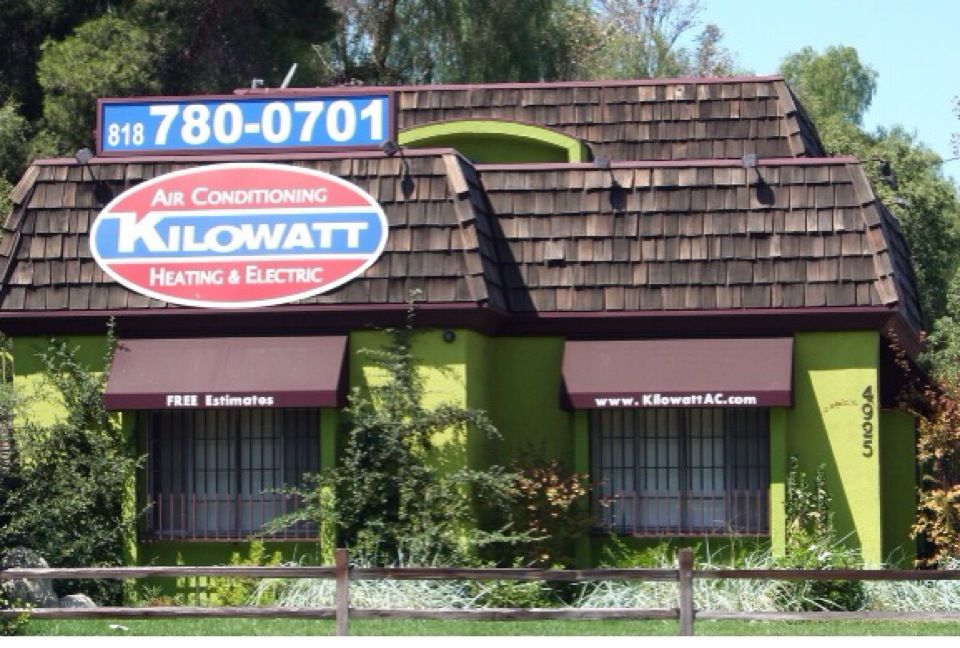 Kilowatt Heating, Air Conditioning, Electric & Solar in