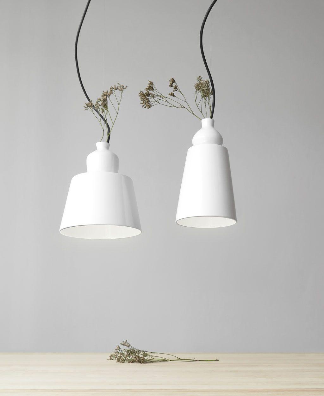 Toil Magazine » vase lamp | vegetal droplets | Pinterest | Lights ...