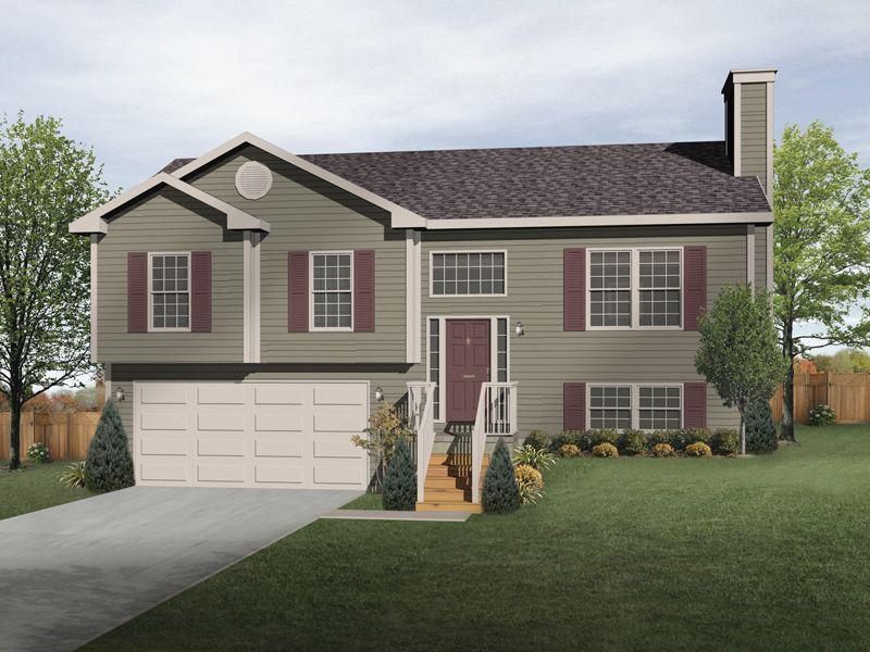 Oaklawn Split-Level Home Cozy Split Level Home from ...