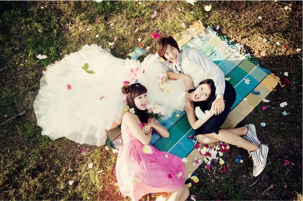 WGM Season 1 - Lettuce Couple #Fashion #Kpop #Wedding