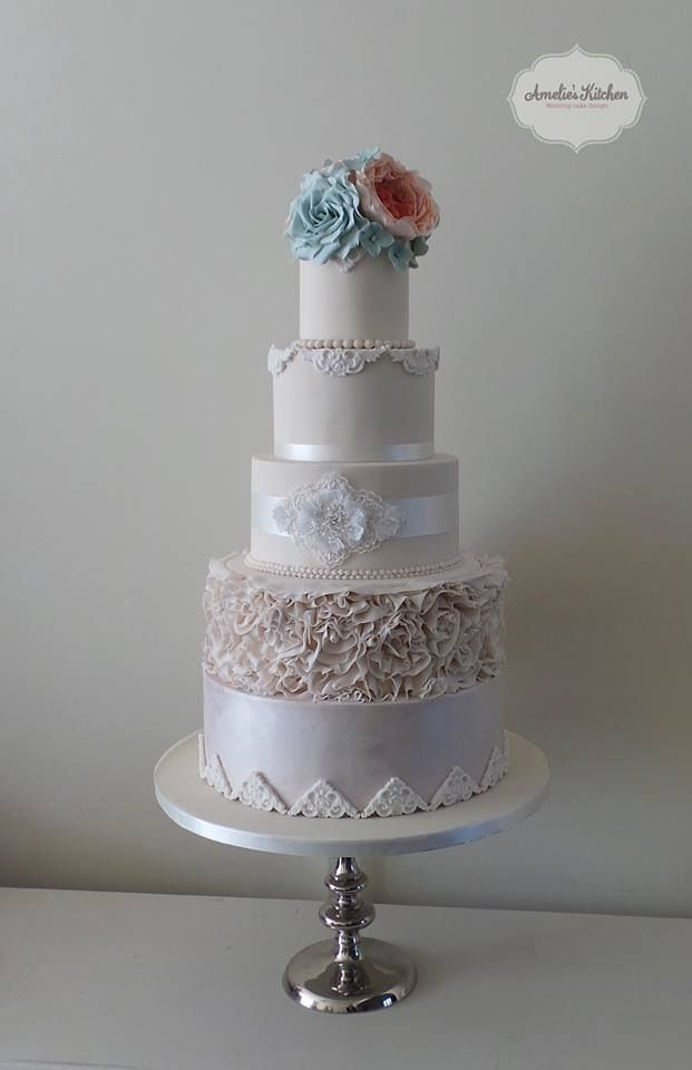 Four Tier Cake Ideas