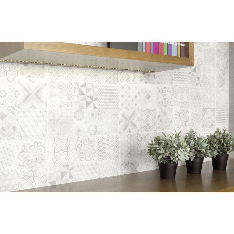 Carrelage Decor Gala Mat 26 7 X 41 6 Cm Decoration Deco Interieure Decoration Interieure