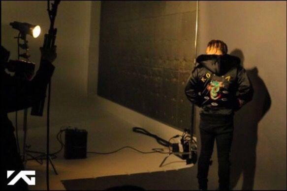 [офиц.фото] BIGBANG за кулисами фотосъемки для журналов ELLE   Anan Japan   BIGBANG 빅뱅 Russian VIPs