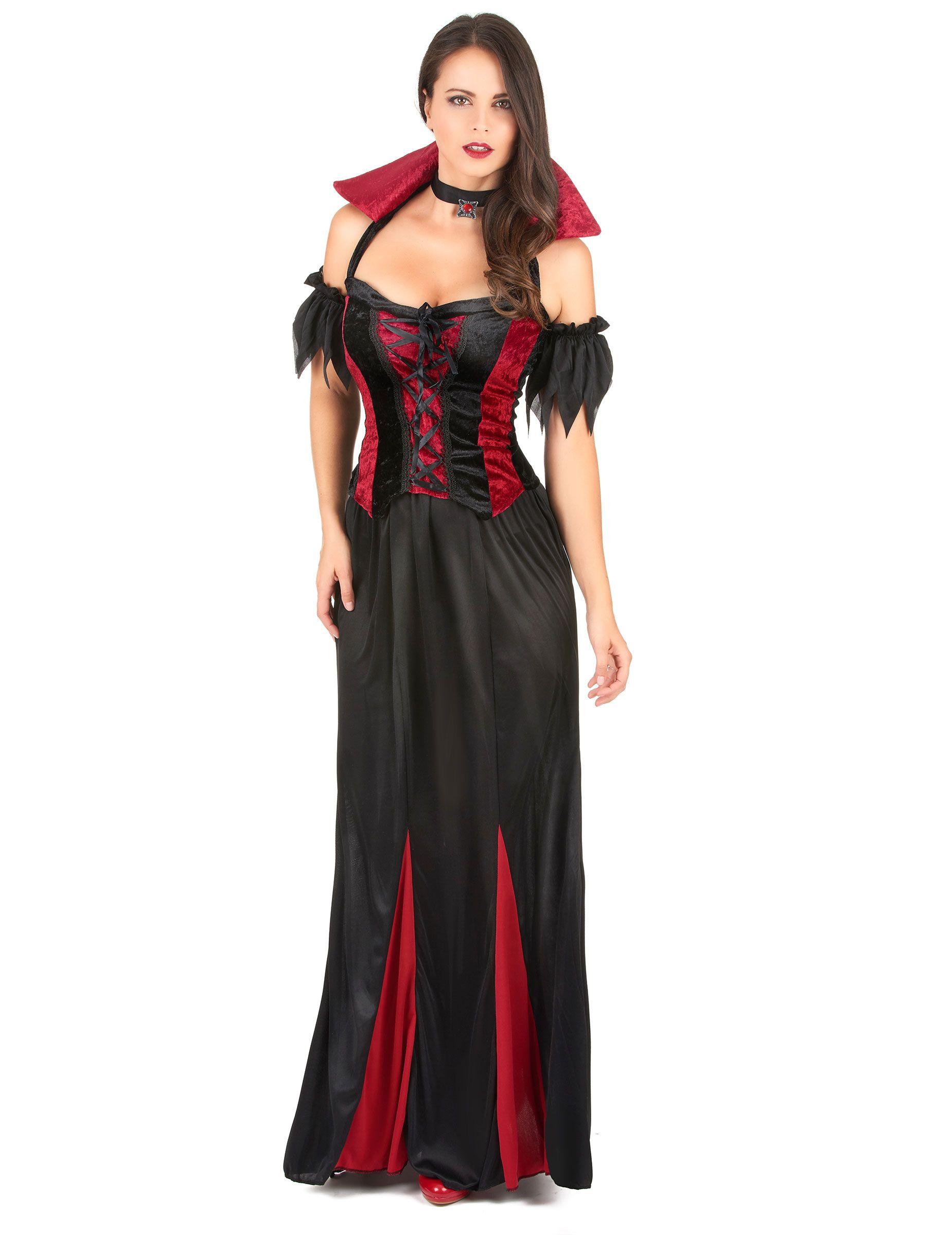 Halloween vampire costume for women (con imágenes) Traje
