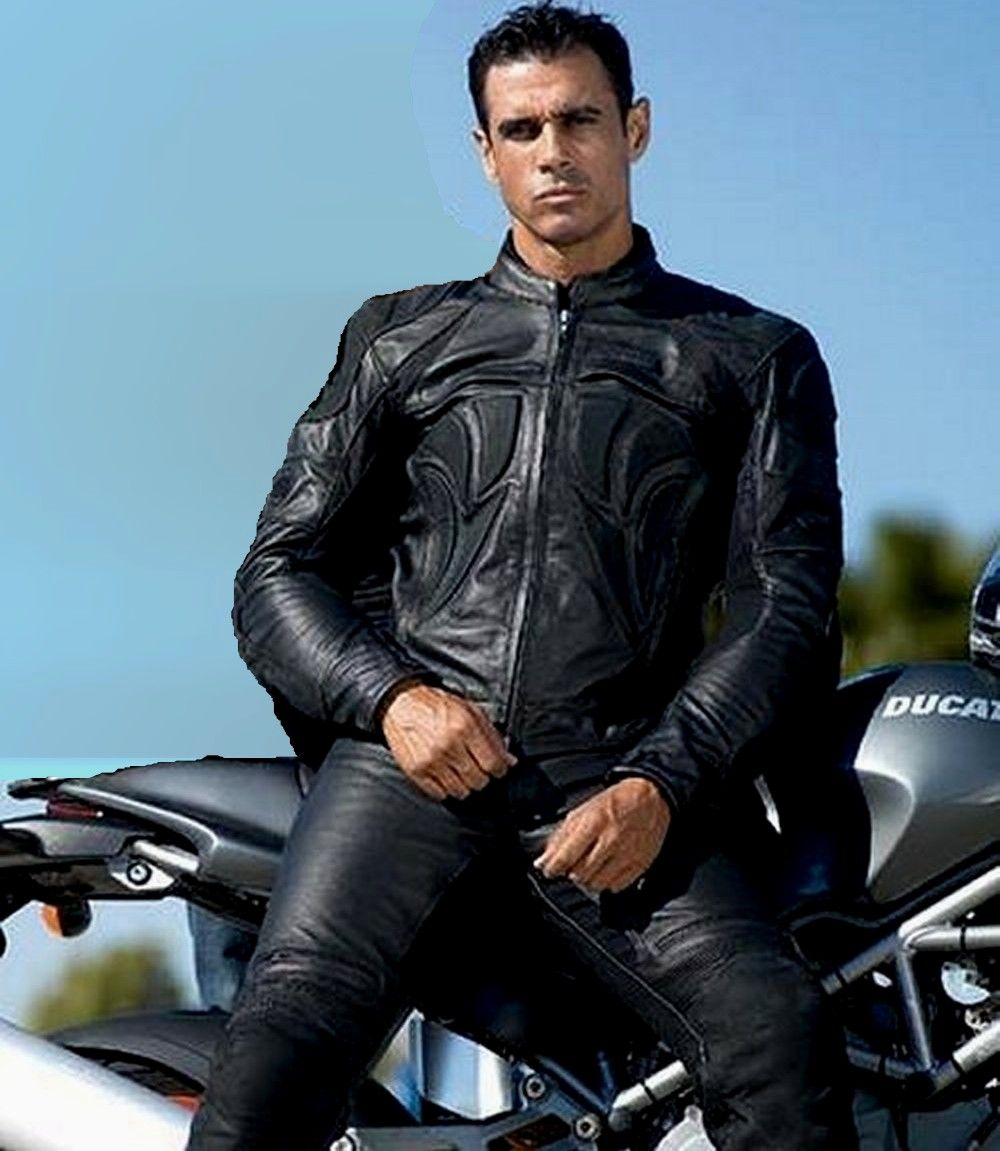 Pin On Leather Fashion For Men