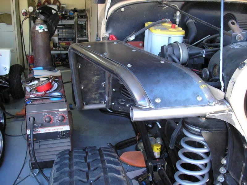 Tube Fender Diy Jeep Jeep Fenders Jeep Cj