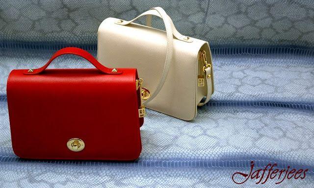56118be8dbda Jafferjees presenting women s Genuine Leather Shoulder Handbag at Rs ...