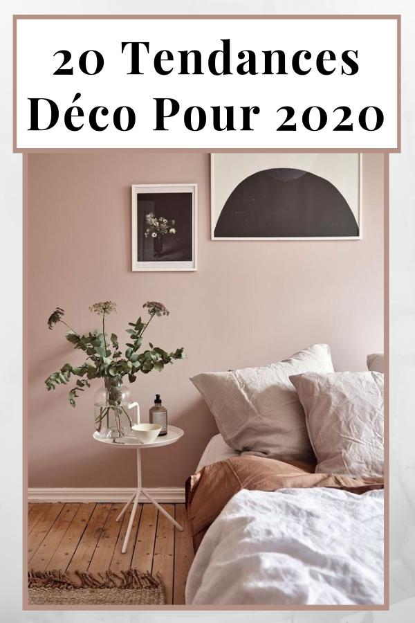 Tendance Deco 2020 Couleurs Matieres Idees Inspirations