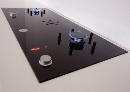 Izona Cook Surface Table De Cuisson Design Table De Cuisson - Cuisiniere induction gaz pour idees de deco de cuisine