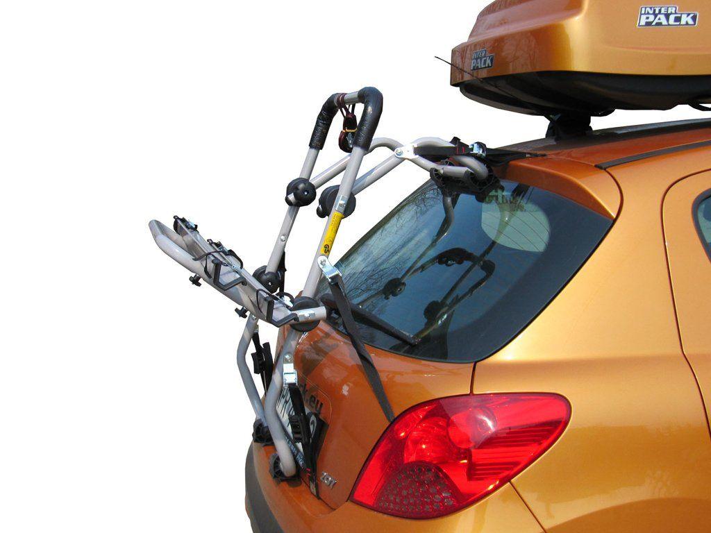 Padova 2 Stal Bagaznik Rowerowy Na Tylna Klape Na 2 Rowery Sports Car Car Vehicles