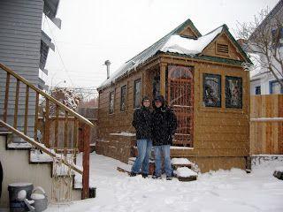 Mini-Mobile Cottage