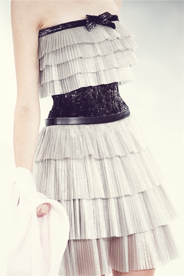 chanel couture: spring 2014