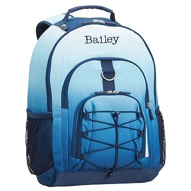 184f7ab87f0f Gear-Up Indigo Ombre Backpack