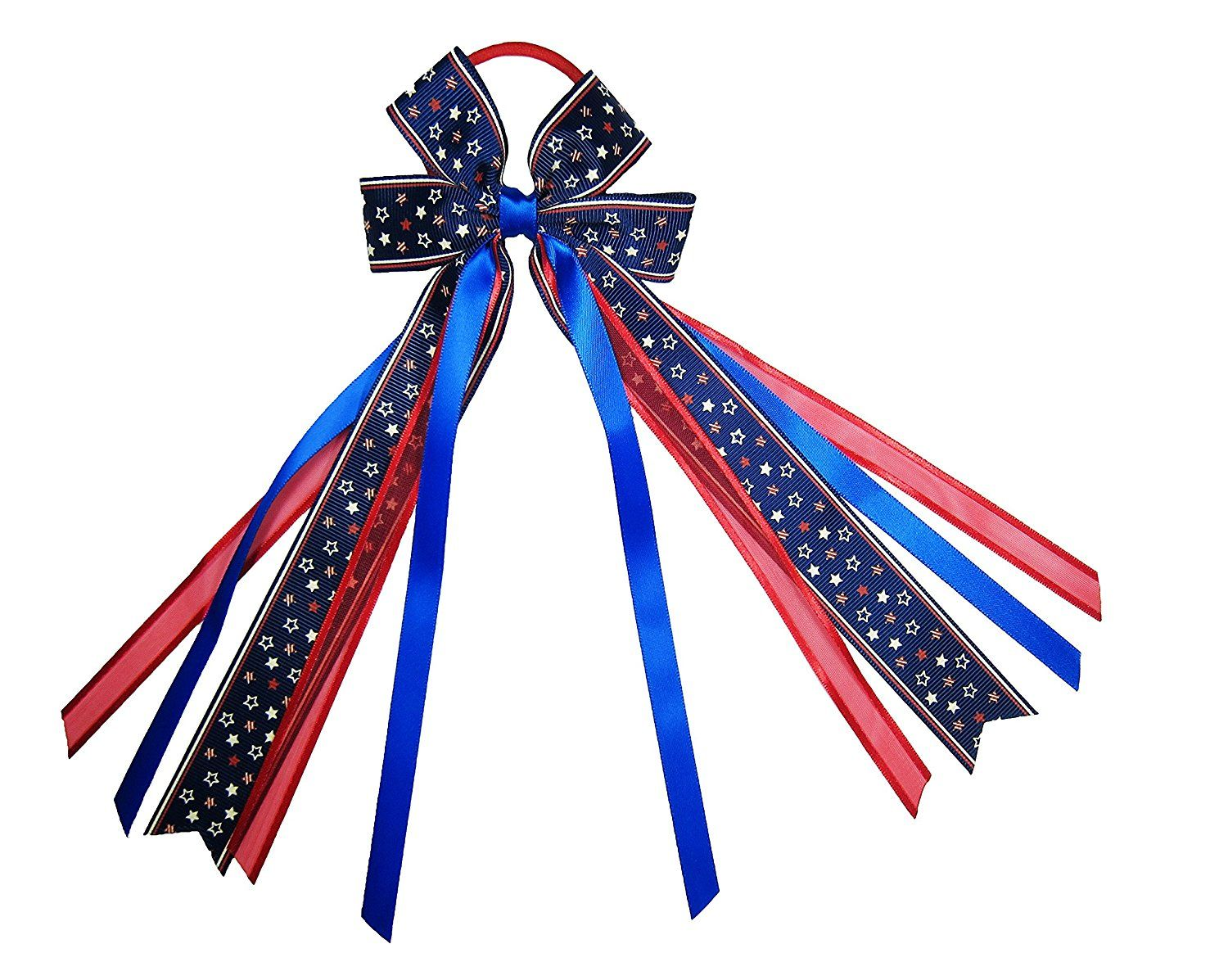 official store size 7 coupon codes ColorBeBe - Patriotic Hair Bow Ribbon Streamers Ponytail ...