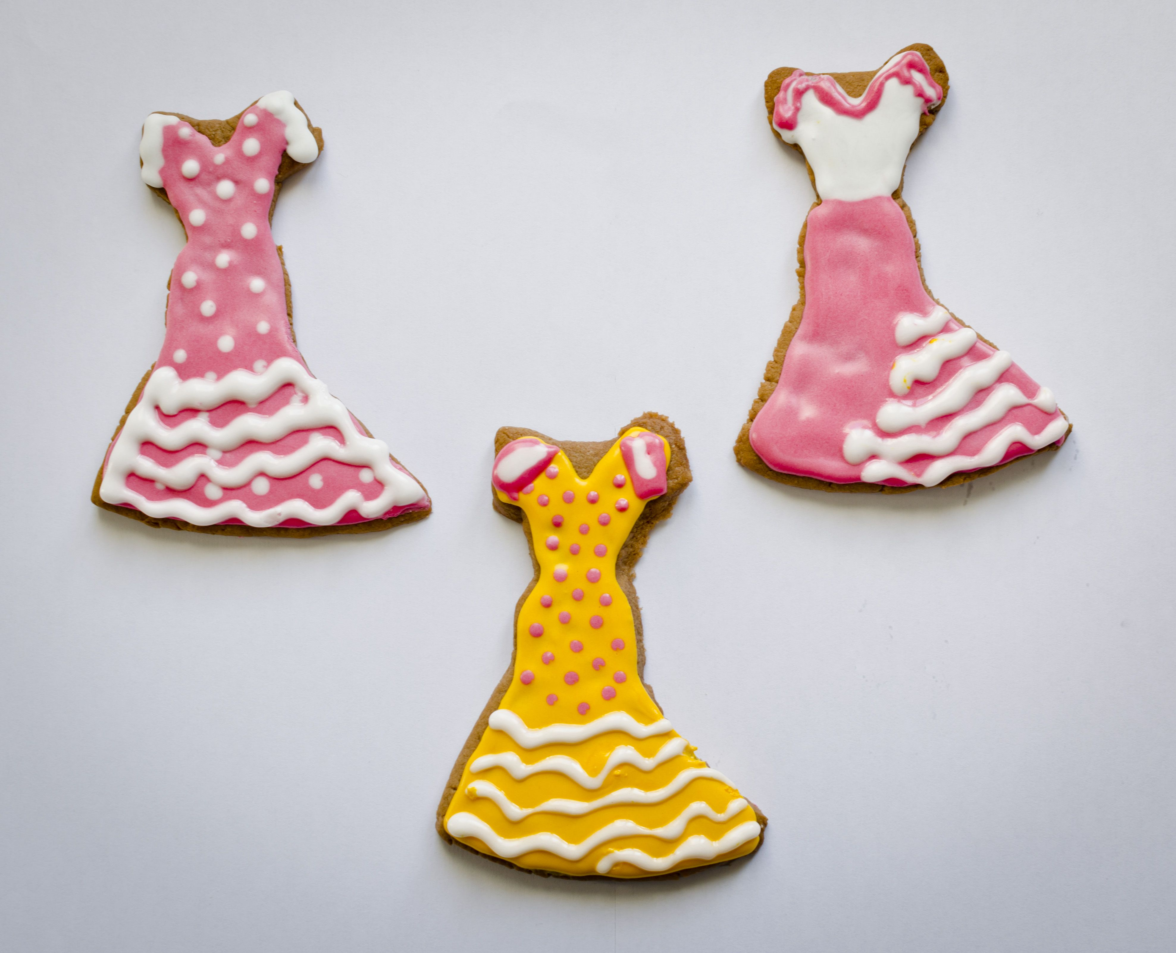 Flamenco Cookies