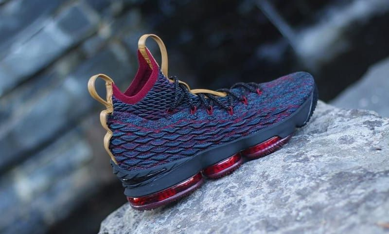 f0f5143607 Nike LeBron 15 Cavs Sneakers | Sole Collector | Sneakers | Nike ...