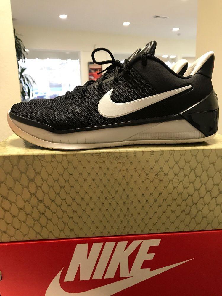 new product 04ea5 56780 Nike Kobe AD Black White 852425-001 Mens Size 10.5  fashion  clothing  shoes   accessories  mensshoes  athleticshoes (ebay link)