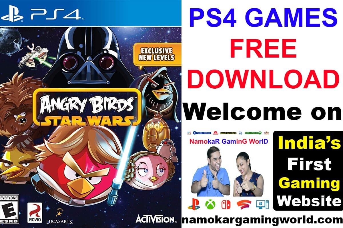 Angry Birds Star Wars Ps4 Free Download Check More At Https