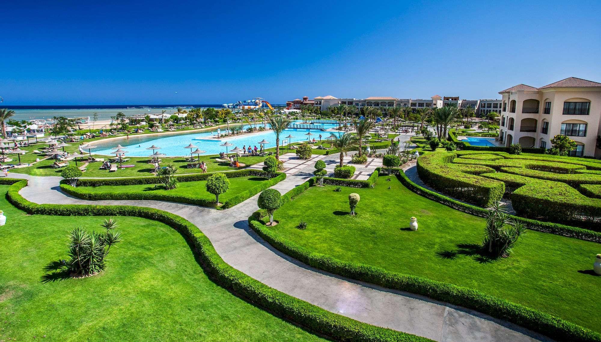 Jaz Aquamarine Resort, Hurghada | HolidayMe.com | holiday 2018 ...