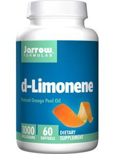 Jarrow Formulas- d-Limonene 1000 mg 60 gels
