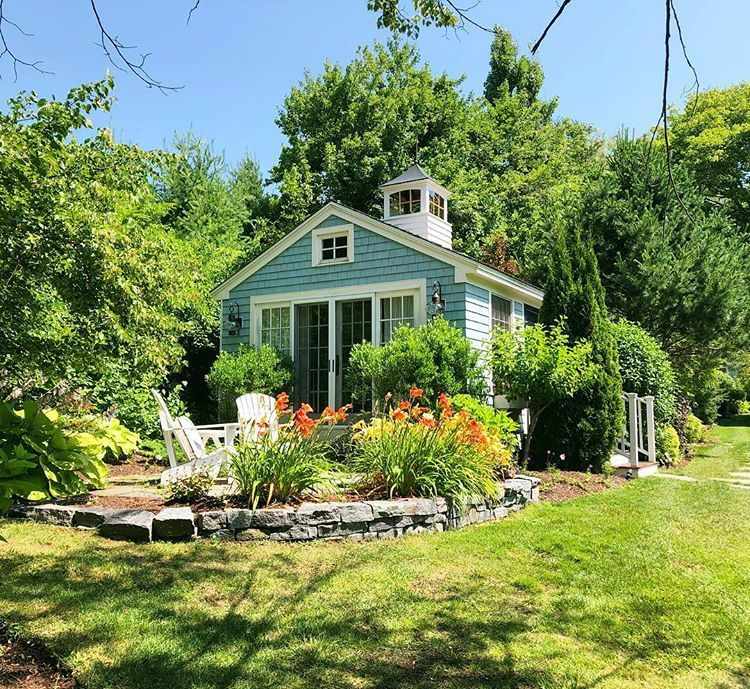 The Cottages At Cabot Cove On Instagram It S Lily Season With Images Cottage