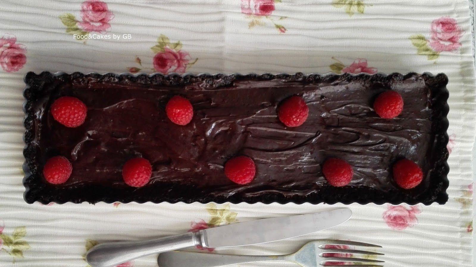 FOOD & CAKES: Tarta de chocolate sin horno - VIDEORECETA