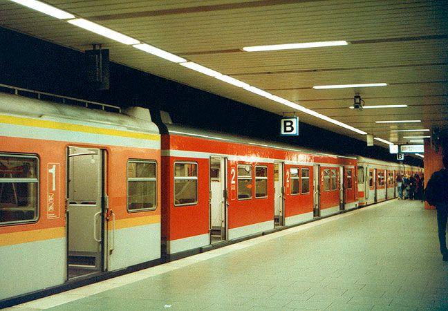 Großstörung S-Bahn Frankfurt