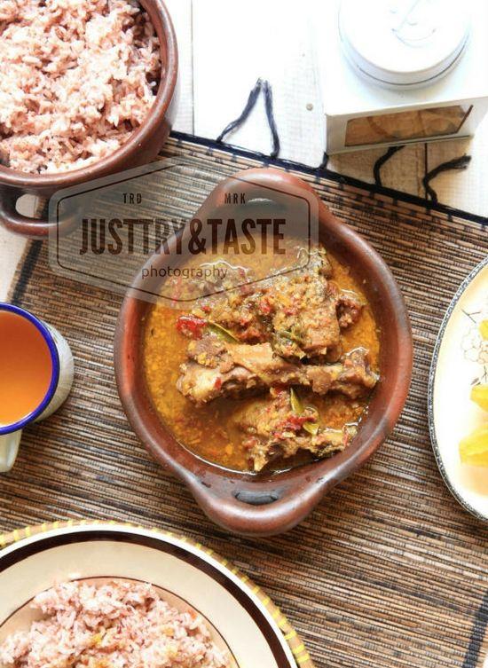 Resep Bebek Betutu Kuah Masakan Memasak Resep Dan Makanan