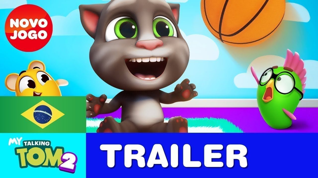 meu tom 2 Jogo tom, Trailer oficial e Jogos