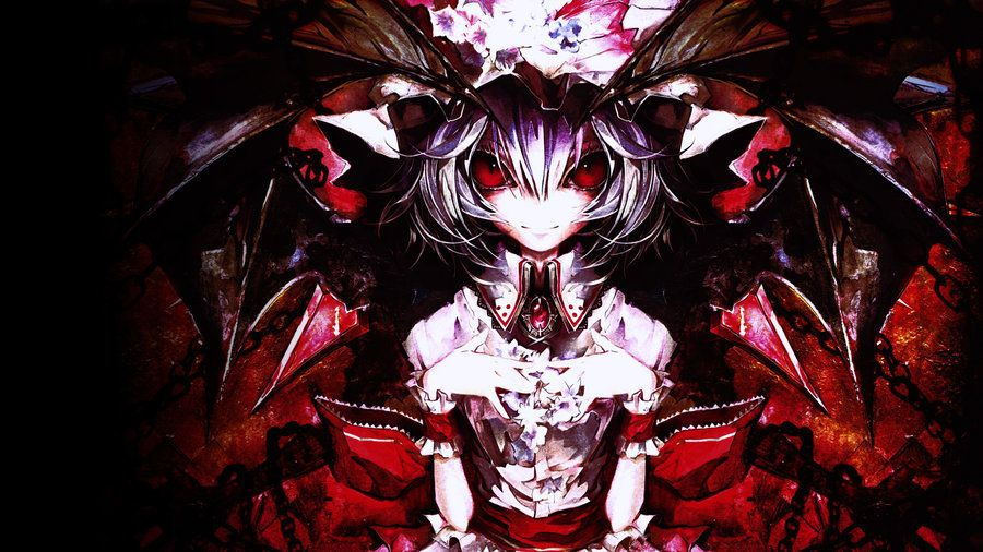 Remilia scarlet gore pinterest scarlet anime and - Gore anime wallpaper ...