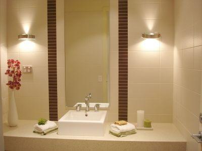 Badkamer Verlichting Ideeen : Wonen 2015: badkamerverlichting. tips en informatie verlichting