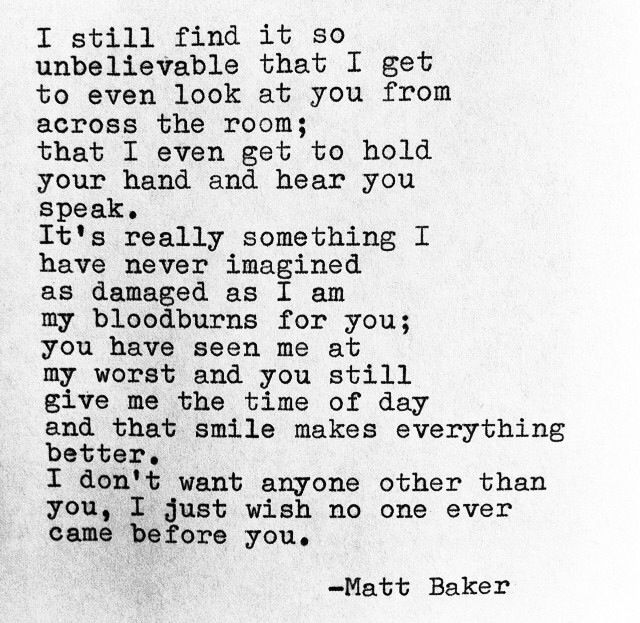 Relationship Promise Quotes: Matt Baker. Love. Relationships. Quotes. Wisdom. Advice