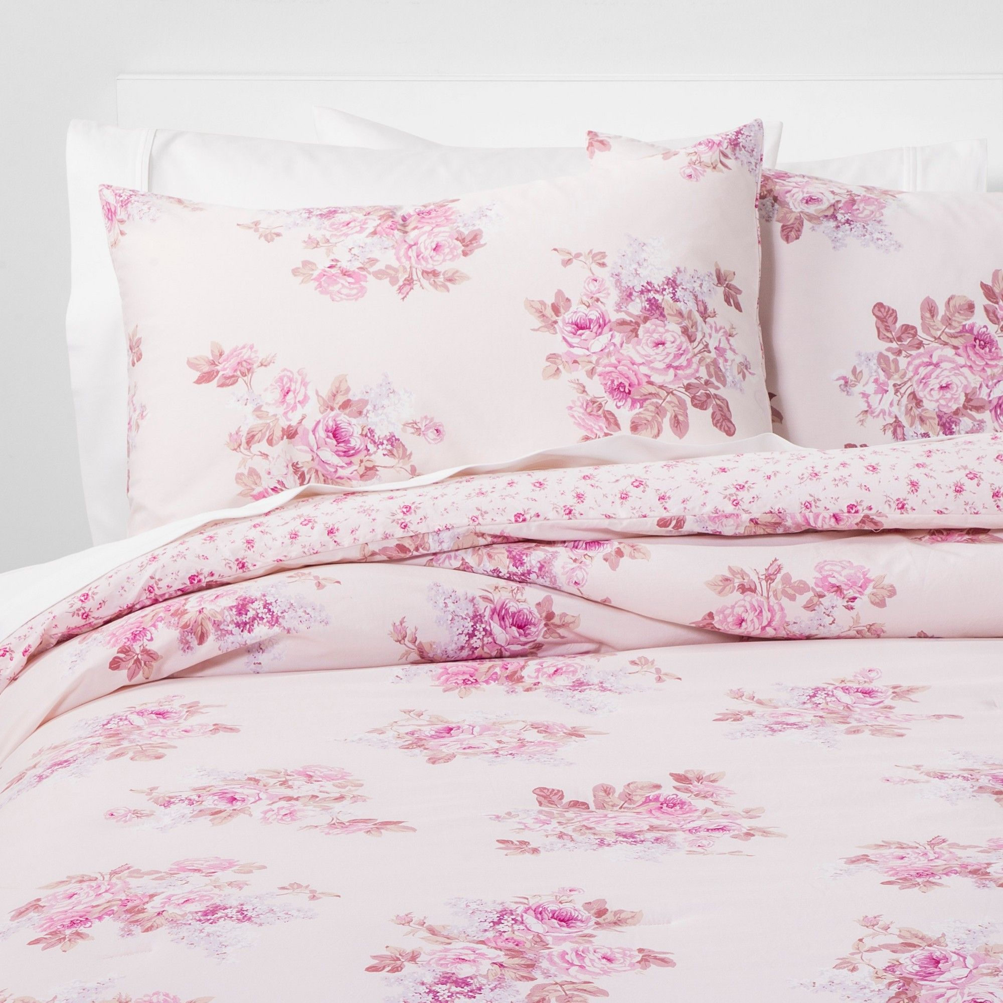Twin Bouquet Comforter Set Pink Blush Simply Shabby Chic Shabby Chic Room Simply Shabby Chic Chic Bedding