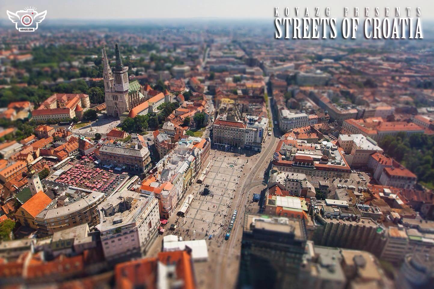 Pin On Zagreb Croatia Grad Kaj Ga Imam Rad